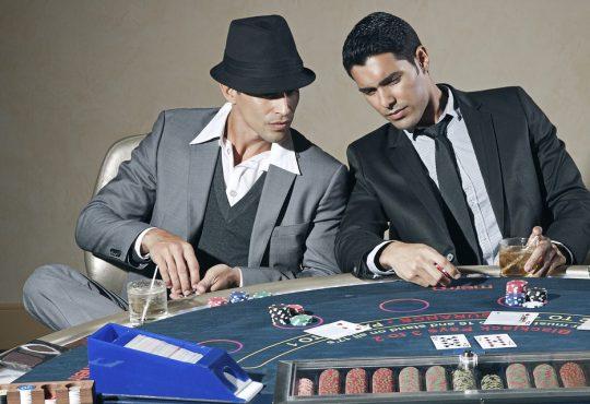 Deze kleding draag je in een casino