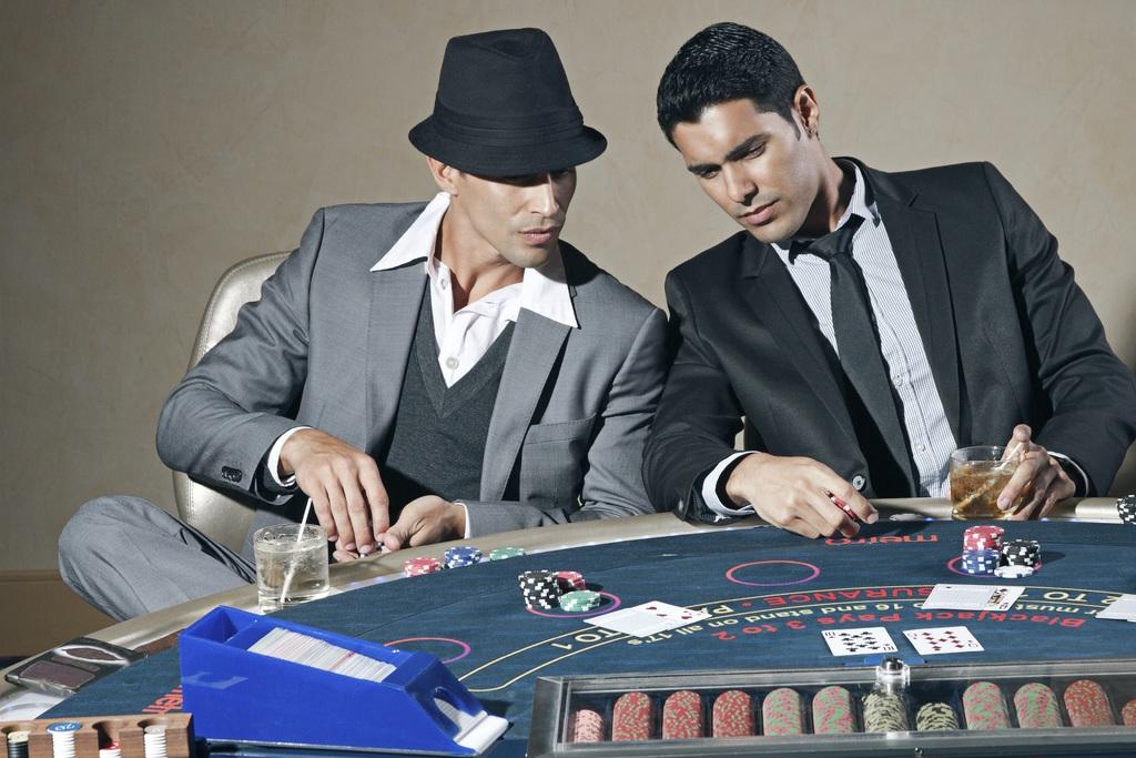 Etiquette casino