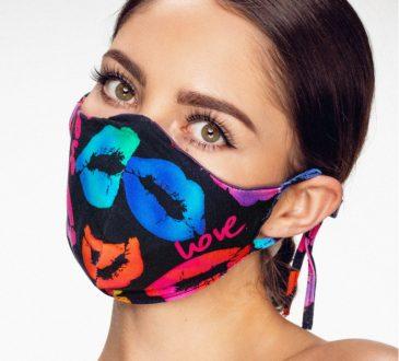 Is het mondkapje het nieuwste accessoire?